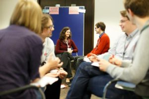 Biografieworkshop beim 2. Netzwerktreffen der Dritten Generation Ost